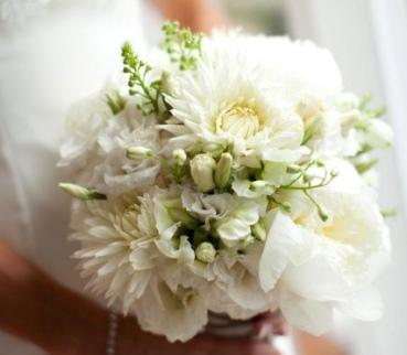 dekoracija venčanja hrizanteme